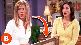 Massive Mistakes In Friends No One Noticed