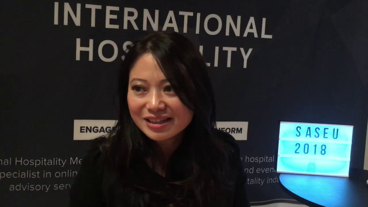 SASEU18 interviews: Kate Xiong-Britton, Ctrip