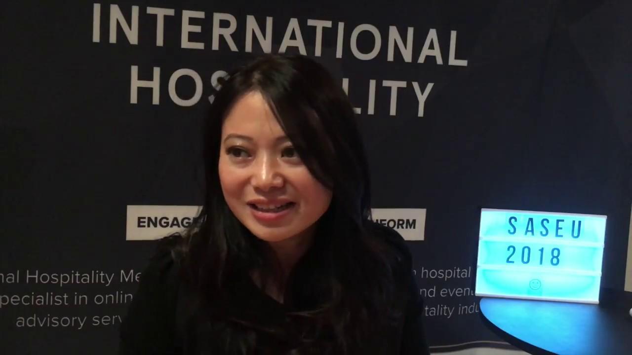 SASEU18 interviews: Kate Xiong-Britton, Ctrip