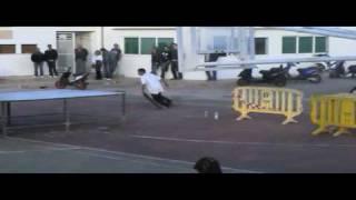 preview picture of video 'Competición de Skateboard Santanyí: 1ª parte'