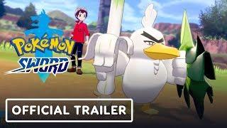 Pokémon Sword - Sirfetch'd Official Trailer