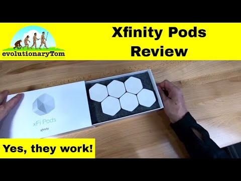 Xfinity pods review – Make your home WiFi network awesome!