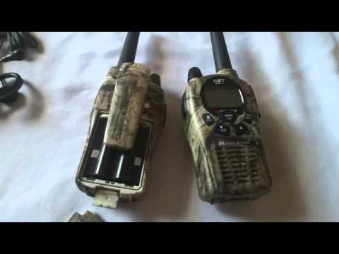 Midland 50 channel 36 mile walkie talkie review