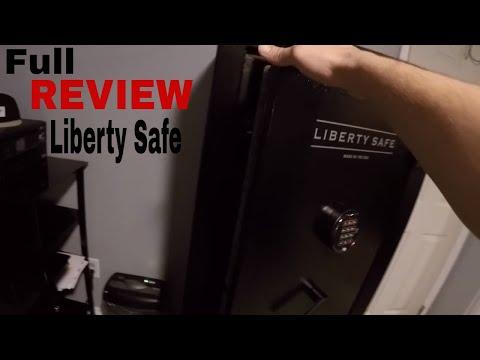 Liberty Safe- 18 Centurion Quick REVIEW!