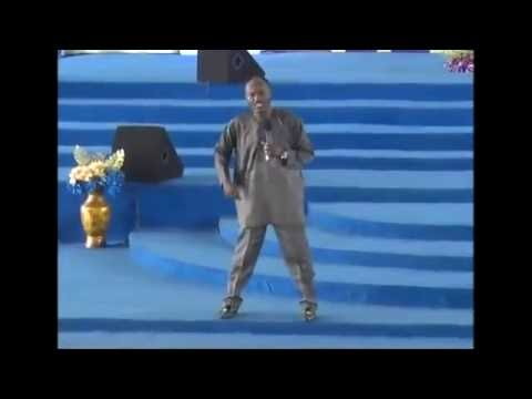 #Apostle Johnson Suleman(Prof) #Provoking The Power Of The Venison #2of2