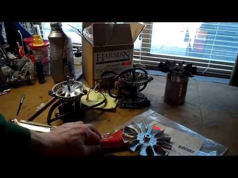 Harman Combustion/Exhaust Blower Replacement Part 2.