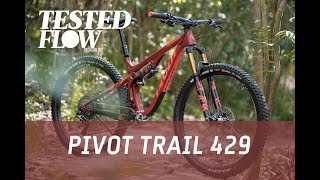 Pivot Trail 429: First Ride Review - Flow Mountain Bike