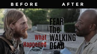 Fear The Walking Dead What Happened? A Rant