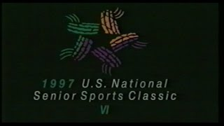 1997 Tucson - Promotional video for The Games produced by the City of Tucson