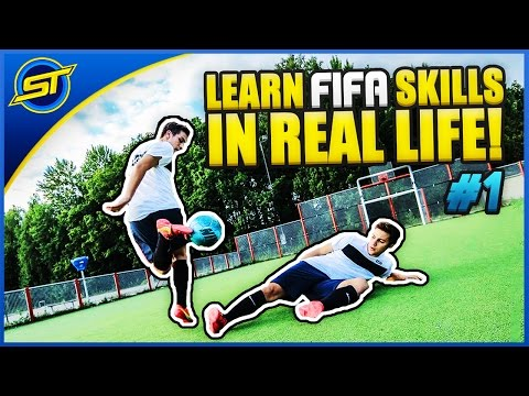 FIFA Skills IN REAL LIFE Tutorial #1 ★ Xbox/Playstation Tutorial