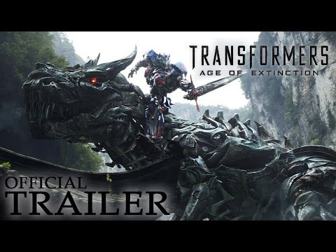 Transformers: Age of Extinction - Official Trailer (HD)