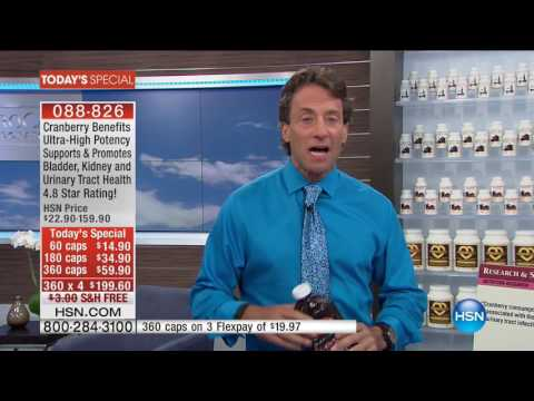 HSN | Andrew Lessman Your Vitamins 20th Anniversary 10.16.2016 - 01 PM