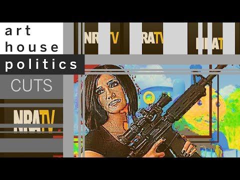 NRA vs Violent Leftist Trains