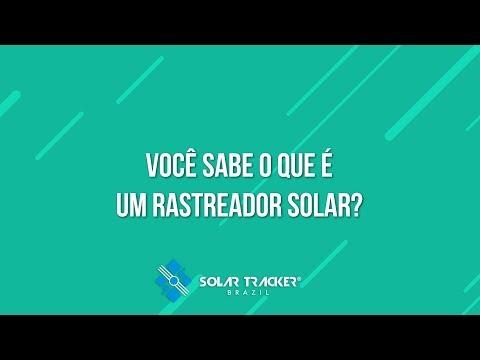 Conheça o Rastreador Solar da SOLAR TRACKER BRAZIL