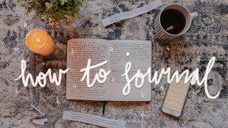 9 JOURNALING TIPS for beginners   how to start journaling for self-improvement + 70 PROMPTS 💫