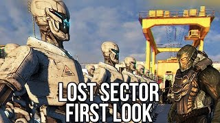 Lost Sector (Free Online Tactical Game): Watcha Playin'? Gameplay First Look