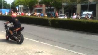 preview picture of video 'Jose Boza. Stunt with crash. Barbera del Valles.'