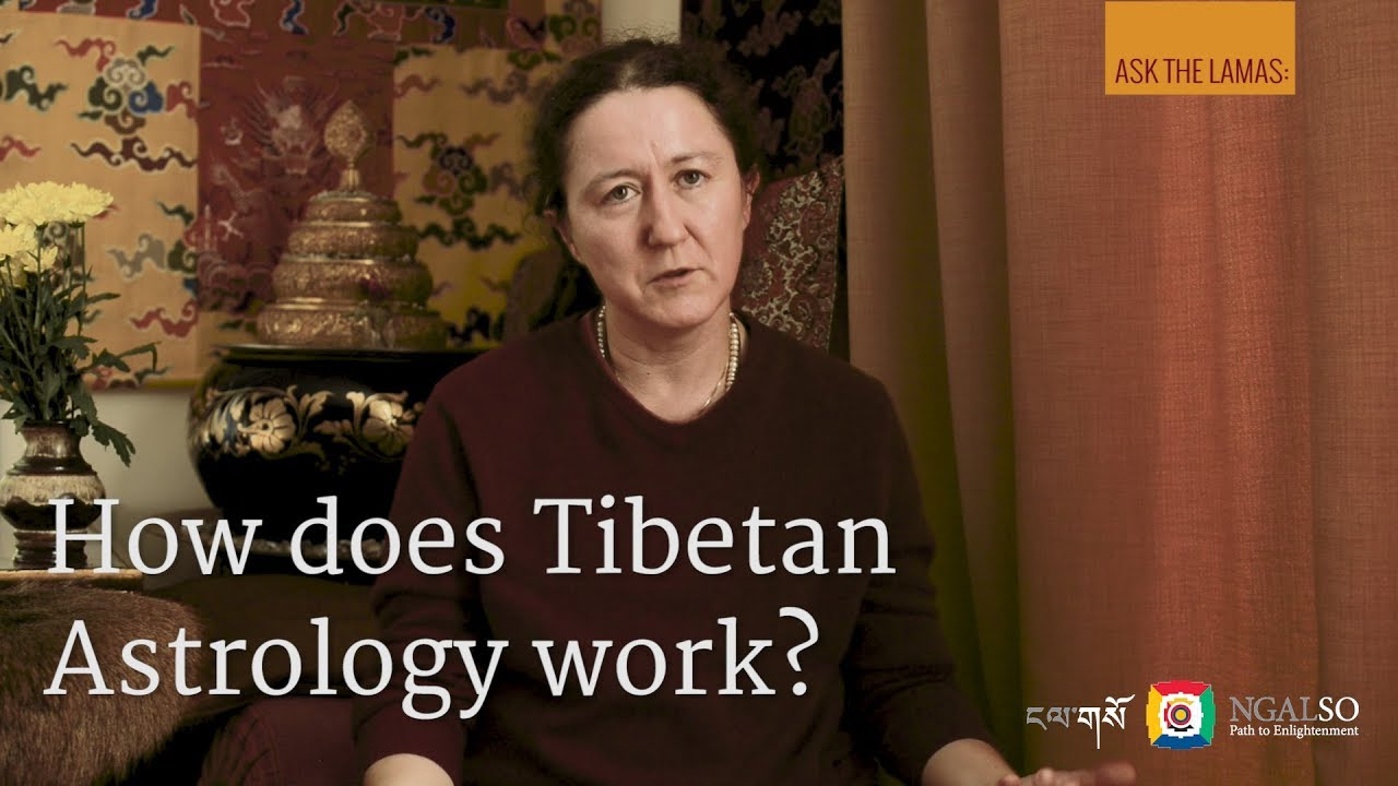 How does Tibetan astrology work?