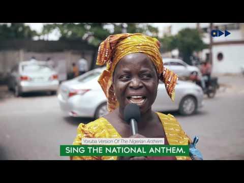 Sing The National Anthem