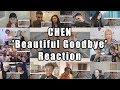 "CHEN (EXO) ""Beautiful goodbye"" MV 'Reaction Mashup"""
