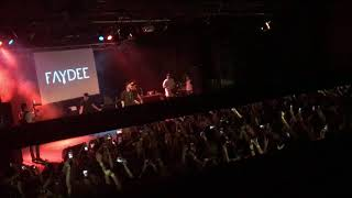 FAYDEE - LAUGH TILL YOU CRY | LIVE IN SYDNEY | METRO THEATRE | 2017