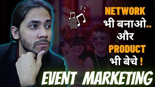 What Is Event Marketing ? | [Importance] Of Event Marketing | Ideas | Strategies | Plan | Hindi