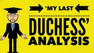 'My Last Duchess' by Robert Browning: Mr Bruff Analysis
