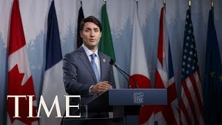 Canadian Prime Minister And The U.S. Comment On Missing Canadian Diplomat In China | TIME