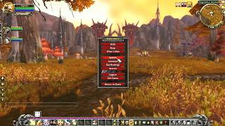 World Of Warcraft  Graphics Settings Low vs Ultra [ Real Graphics ]