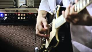 Yamaha THR100H Video