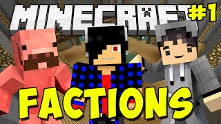 The Best Faction of All Time [Minecraft: Factions]