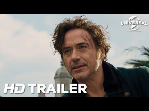 Doctor Dolittle trailer