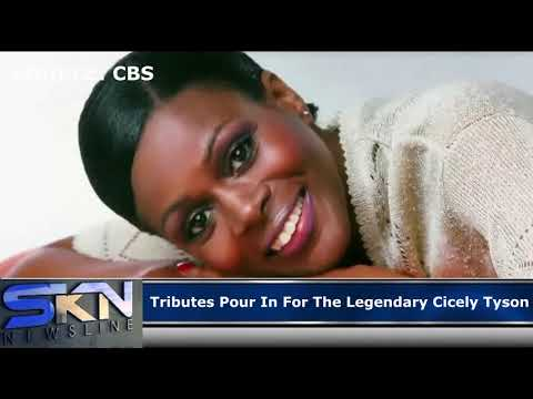 Tributes Pour In For The Legendary Cicely Tyson