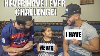 FUNNIEST Never Have I Ever Challenge!