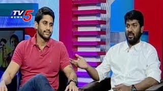 Akkineni Naga Chaitanya and Kalyan Krishna Sharing Rarandoi Veduka chudham Movie Success