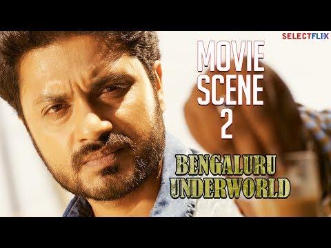 Bengaluru Underworld - Hindi Dubbed Movie | Movie Scene 2 | Aditya, Paayal, Daniel Balaji