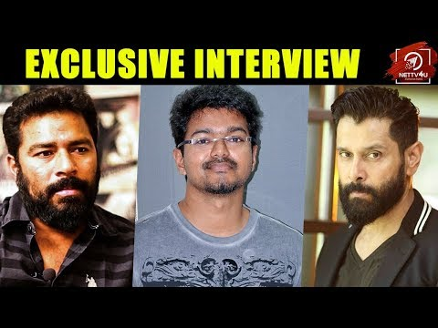 Thalapathy Vijay Is A Real Magician : DOP M. Sukumar Exclusive Interview About VIjay Movies & Sketch