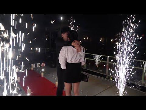 ✨『今天就讓聰明的妳 感動一輩子』-新加坡來台旅遊求婚