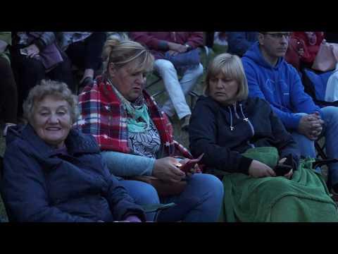 Nakts noskaņu koncerts uz Ventas Skrundas novadā