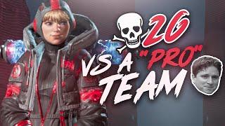 "Last Squad Was a ""Pro Team"" - Rank 1 Wattson 26 Bomb Gameplay"