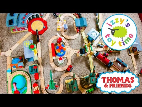 Thomas and Friends | Thomas Train Wooden Railway Surprise Grab Bag 3 | Toy Trains for Kids with Brio