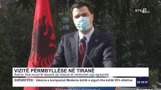 RTK3 Lajmet e orës 22:00 18.12.2020