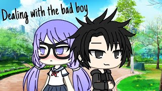 Dealing with the bad boy (Ep.1)   Gachaverse