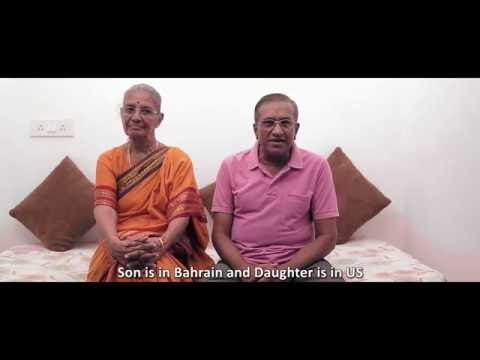 Testimonial Video Mr & Mrs Vasudevan