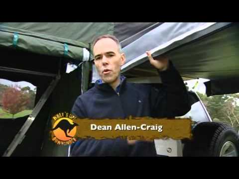 Aussie Traveller Roof Top Tent As Seen On Whats Up Downunder Mp3
