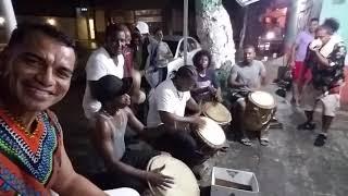 Esto es ritmo punta, esto es cultura Garifuna de Honduras