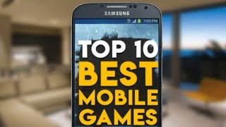 Top 10 Best Most Popular Android Games 2018 - Hindi