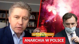 ANARCHIA w Polsce przez Ziobrę?! STRASZNA wizja profesora Matczaka