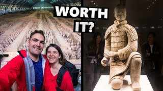 Terracotta Warriors: Worth Visiting Or Overhyped? (China Vlog 2019, 秦始皇兵马俑)