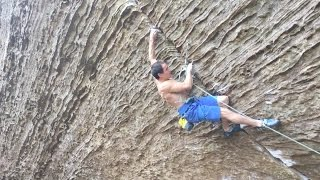 BD Athlete Carlo Traversi Attempts Zookeeper (5.14a) Flash